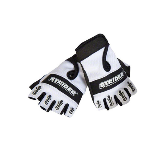 Our gloves improve grip and look super cool. The secure Velcro closure makes it easy for the gloves to come on or off.