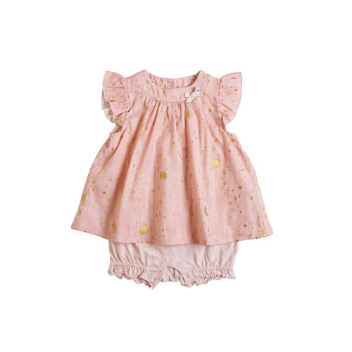 10 Mois Shot Coverall 20SS PINK