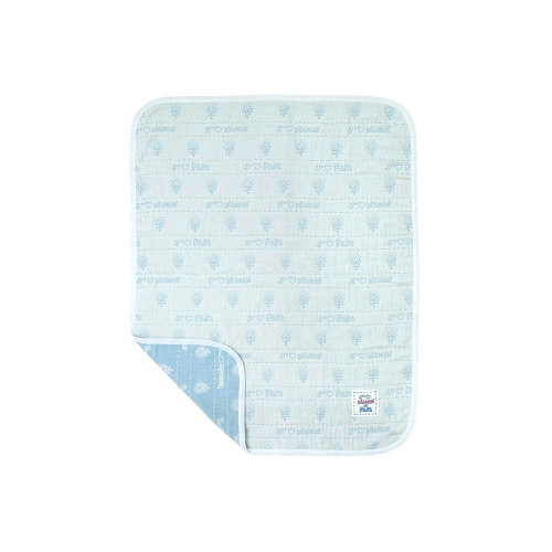 SOULEIADO 4 Layer Gauze Baby Blanket Mint