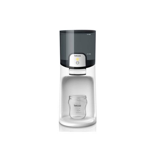 Revolutionary way to INSTANTLY warm formula bottles - No more waiting 4+ minutes to warm a bottle with a traditional warmer