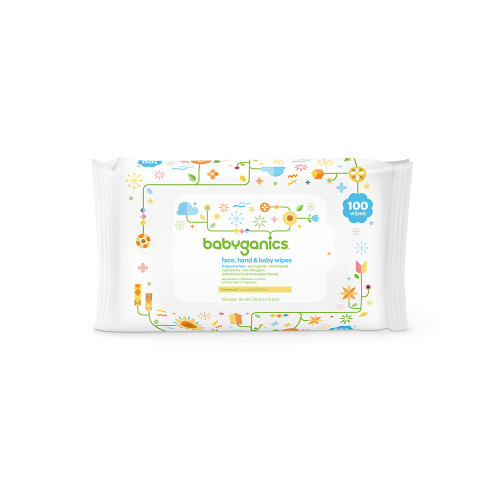 Wipe without worry.It's a problem as old as time: babies' most sensitive places are also the messiest. Well it's about time for a solution! Hydrating and nourishing wipes that are gentle enough for faces, hands and bottom places. Our paraben-free formula let's you wipe your wee ones while our skin conditioning ingredients gently nourish, putting us at the front of clean behinds!