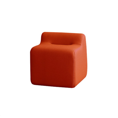 This is a pebble mini stool with a cute sensibility.