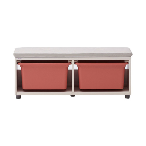 Iloom 950W Bench (w PL Box Storage) Red