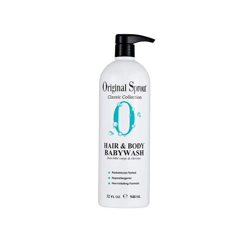 Original Sprout Hair & Body Baby Wash 32oz