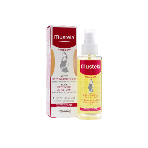 Mustela Vergetures Stretch Marks Oil 105ml