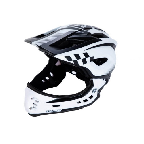 STRIDER FULL FACE WHITE