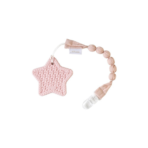 10mois Teether Cloud  Pink