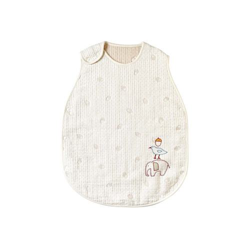 Hoppetta Guri Six-Layer Gauze Sleeping Vest