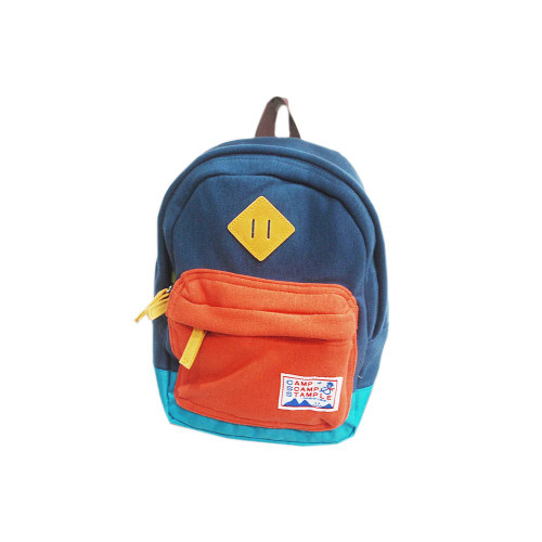 You will want to go out with your baby ♪ It is a colorful and cute baby backpack!