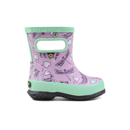 """We cleverly named this boot """"Skipper,"""" in case you're from Maine or California or any place that has boats. Or, if your kids just like to skip."""
