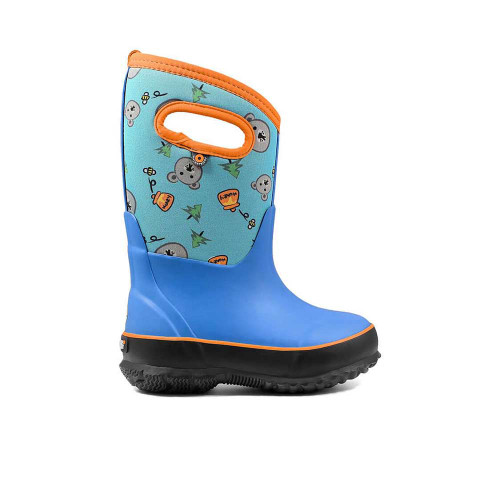 You'll never hear your kids complain about wet or cold feet with the Kids Classic. Subzero Neo-Tech insulation keeps kids playing outside for hours while side handles make them easy on and off.
