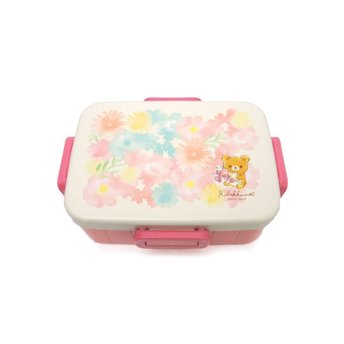Skater 1 Level Lunch Box 650ml Rilakkuma