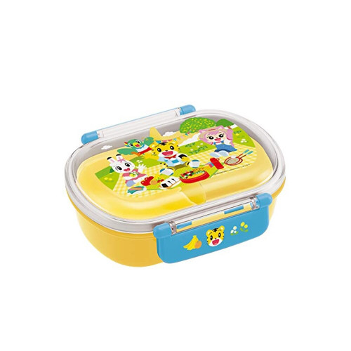 Skater Lunch Box 360ml Qiaohu