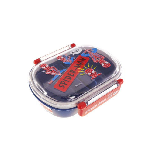 Skater Lunch Box 360ml Spider Man