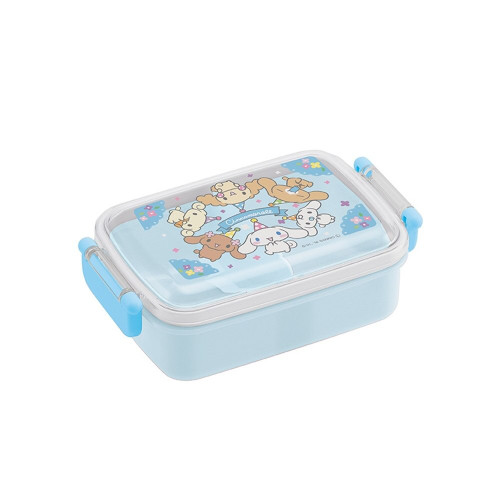 The fun designs on the outside will make your children eager for meal time to arrive. Because it has no removable parts it is compact yet holds a deceptively large amount of food to help fuel growing bodies. It is even suitable for adults.