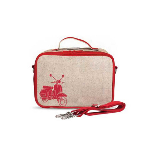 SoYoung's ever-popular linen lunch boxes combine eco-friendly, retro-inspired designs with machine washability.