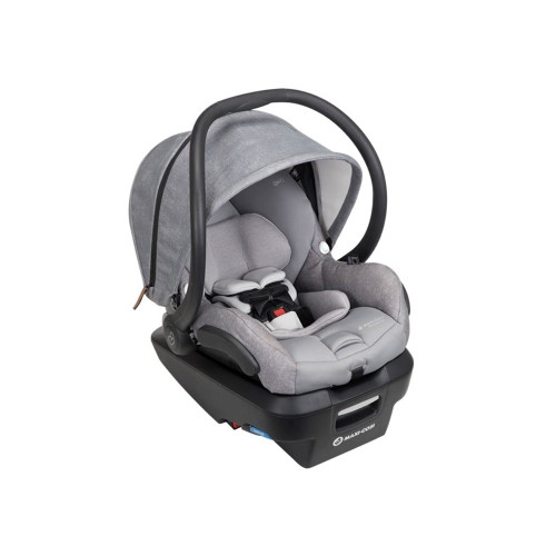 Mico Max Plus infant car seat was designed with maximum safety, comfort, and style in mind.