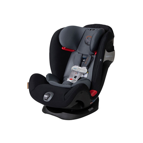 The CYBEX Eternis s with sensor safe all-in-one car seat offers 10 years of use in one easy-to-use package - making it the only car seat your child will need, from birth and beyond.