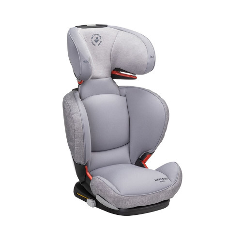 The RodiFix is specifically designed so that older children can buckle themselves in