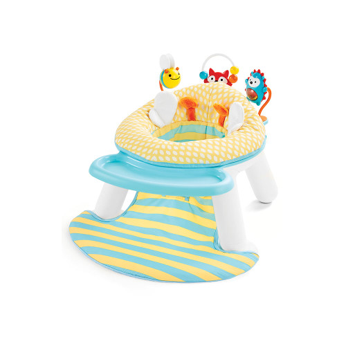 Skip Hop EXPLORE & MORE 2 in 1 Activity Floor Seat
