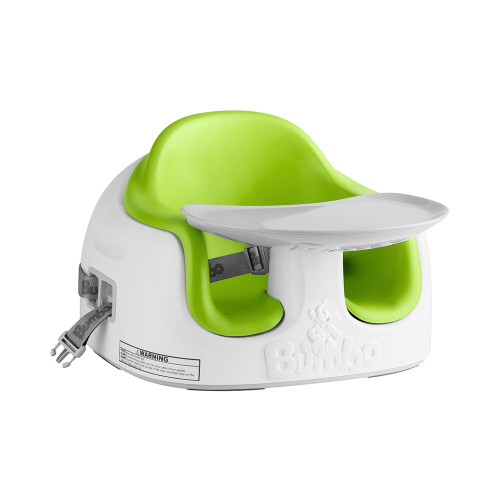 Retractable chair straps allow baby to join the rest of the family at the kitchen table, while the height-adjustable base and removable, foam cushioning allows the Multi Seat to grow with your child.