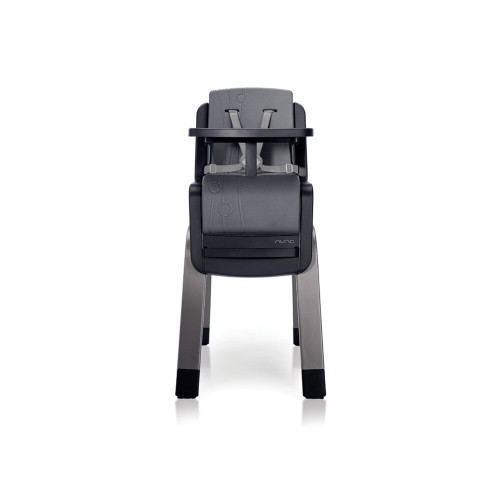 The Nuna ZAAZ masters both, beautifully. Built from the ground up with clever and practical design, our innovative high chair grows with your baby for years of chic yet sturdy mealtimes.