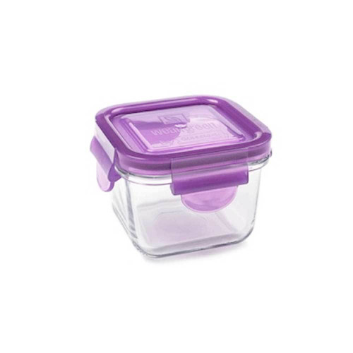Wean Green Snack Cube Single 7oz Grape