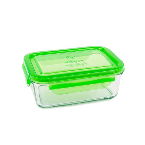 Wean Green Lunch TUB Green