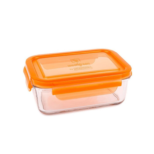 Wean Green Lunch TUB Red