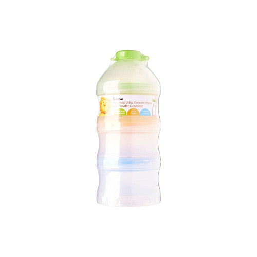 Simba Spinning Lid Milk Powder Container Clear