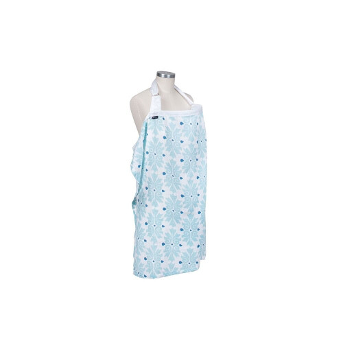 Our nursing covers are full of style and functionality, providing a private and comfortable breastfeeding experience for mothers nursing in public. This cover is made from premium cotton and features two terry cloth pockets for cleanup and storage.