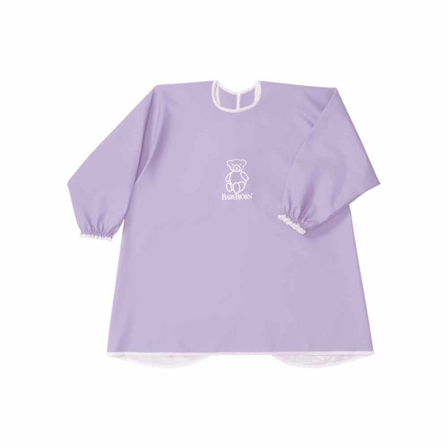 Babybjorn Long Sleeve Bib Purple