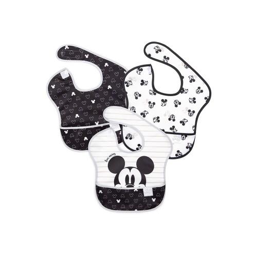 Bumkins - Superbib 3pk Love Mickey