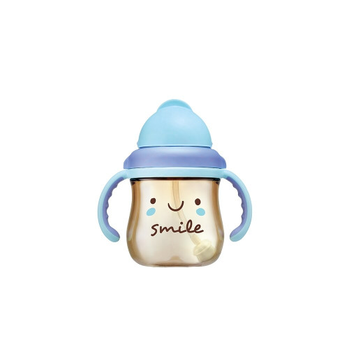 Simba Good Mood PPSU Sippy Cup Blue