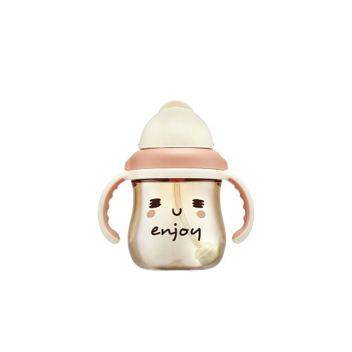 Simba Good Mood PPSU Sippy Cup Brown
