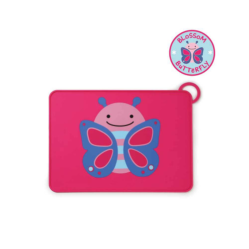 Skip Hop Zoo Packable Placemat Butterfly