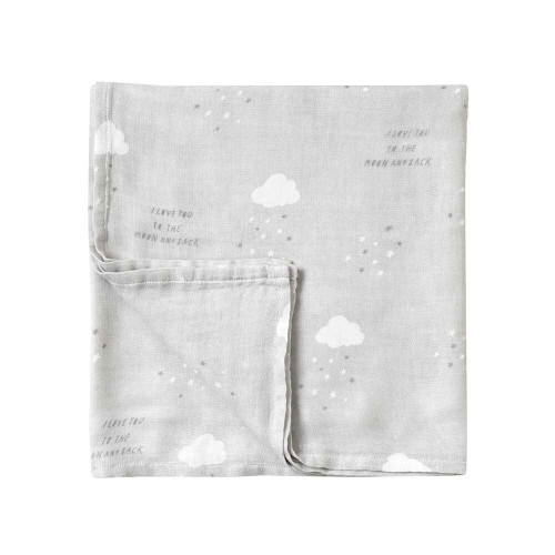 10mois SWADDLE bamboo  Cloud