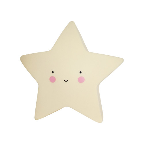 A Little Lovely Mini Star Light  Yellow
