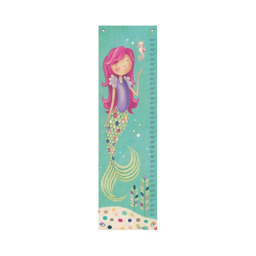 Oopsy Daisy Canvas Growth Chart A Pearl Like You