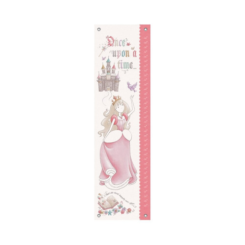 Oopsy Daisy Canvas Growth Chart Princess