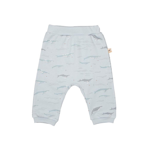 Red Caribou Basic Pants Passing Whales Winter Sky