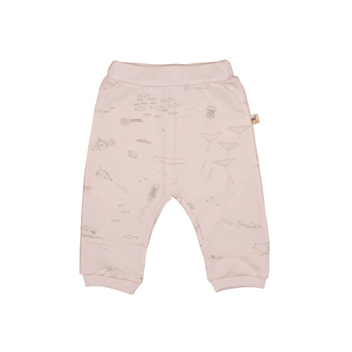 Red Caribou Basic Pants The Story Heavenly Pink
