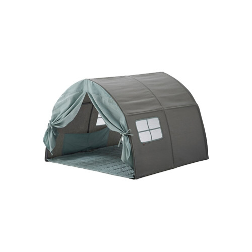 Iloom Cabin Kids Tent Canopy Blue