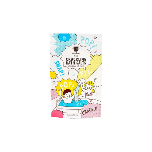 Nailmatic Crackling Bath Salts Blue