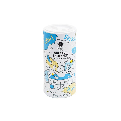 Nailmatic Colored Bath Salts Blue