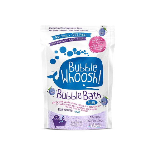 A skin-friendly, moisturizing foaming bath powder packed with ingredients known for their beneficial effect on skin.