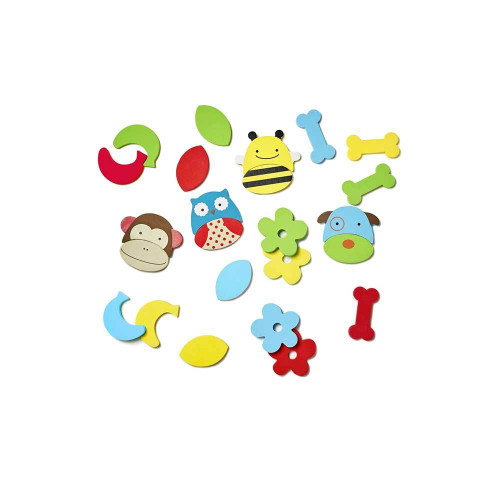 Skip Hop Bath Toy  Mix & Match Foam Pals