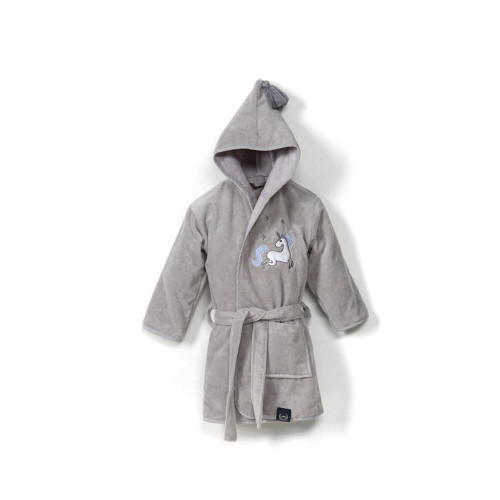 Bathrobe - Bamboo Soft is a must-have item in every parent's home. Perfectly made, delicate and extremely absorbent - it will work perfectly in everyday baths, but also on the beach or in the pool.