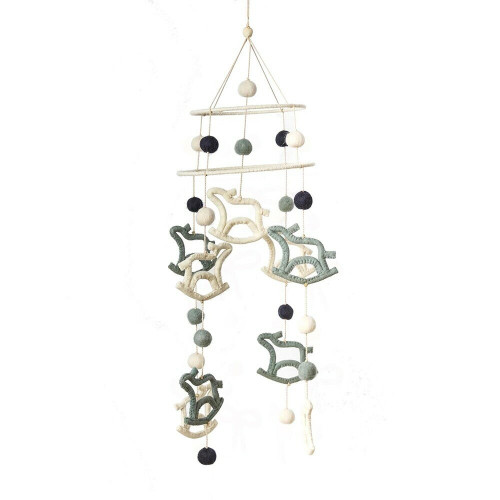 Your little one will ever-so-gently fall into dreamland with our Two Tiered Mobiles.