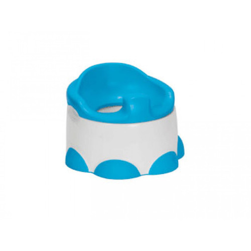 From potty trainer, to toilet trainer and step stool - The Bumbo Step n Potty is the answer to all your toilet training and bathroom challenges.